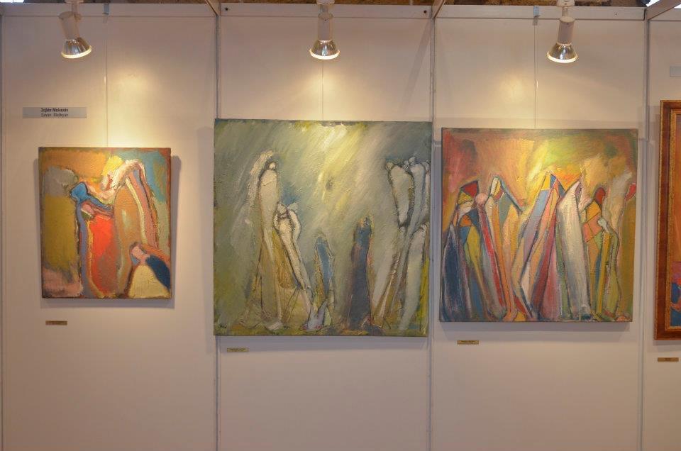 Selected Paintings Nicosia Cyprus