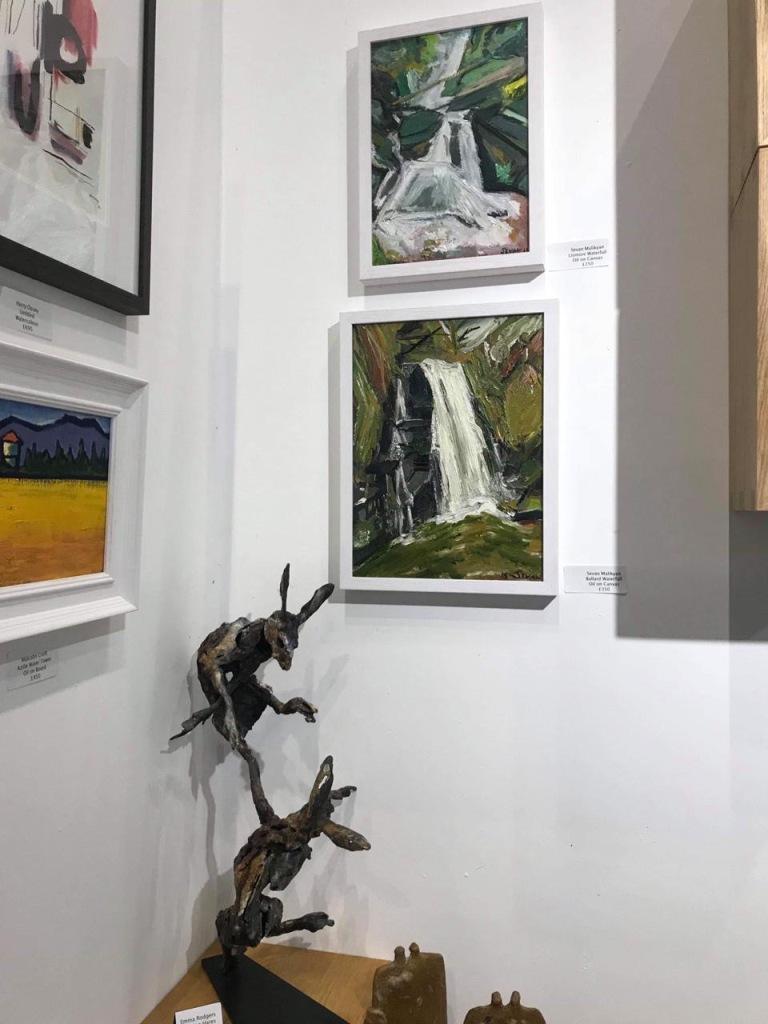 2019 Manchester Art Fair Uk
