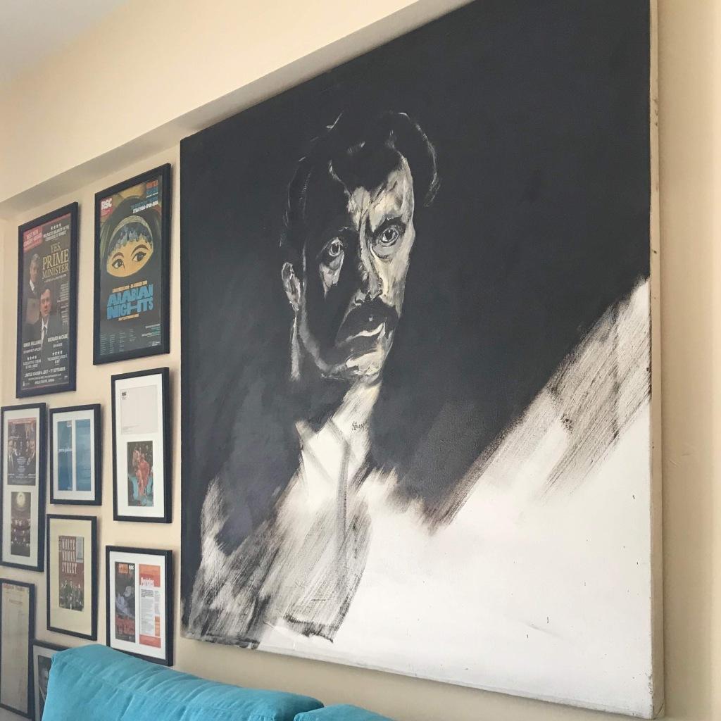 Portrait Of Arshile Gorky Cyprus